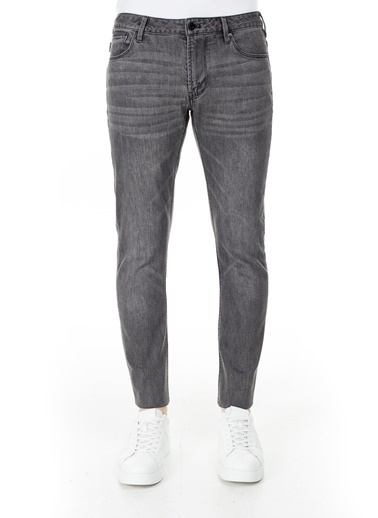 Emporio Armani  J06 Jeans Erkek Kot Pantolon S 6G1J06 1Dubz 0006 Antrasit
